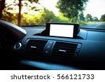 navigation blank screen... | Shutterstock . vector #566121733