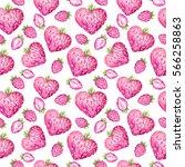 watercolor seamless pattern...   Shutterstock . vector #566258863