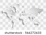 political map of the world....