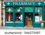 wick  scotland   june 4  2012 ... | Shutterstock . vector #566273587