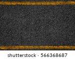 asphalt background texture with ... | Shutterstock . vector #566368687