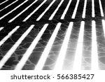 gray floor with shadow texture | Shutterstock . vector #566385427