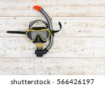 scuba diving and snorkelling   Shutterstock . vector #566426197
