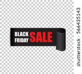 black friday sales tag.... | Shutterstock .eps vector #566435143