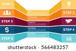 vector 3d perspective... | Shutterstock .eps vector #566483257