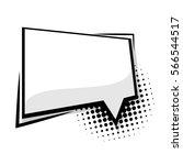 comics book sketch explosion... | Shutterstock .eps vector #566544517