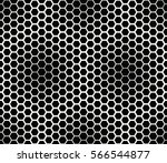 abstract geometric graphic... | Shutterstock .eps vector #566544877