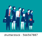 best special business team.... | Shutterstock .eps vector #566567887