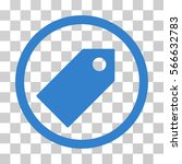 tag rounded icon. vector... | Shutterstock .eps vector #566632783