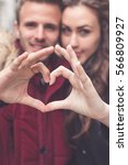 couple in love   Shutterstock . vector #566809927