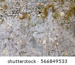 grunge raw weather wall texture | Shutterstock . vector #566849533