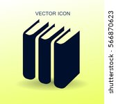 boock vector illustration | Shutterstock .eps vector #566870623