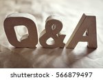 questions and answers q   a... | Shutterstock . vector #566879497