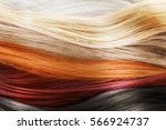 Colorful Hair Background....