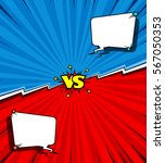 comic book versus background ... | Shutterstock .eps vector #567050353