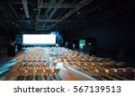 super conference hall with...