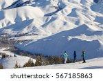 sun valley ski resort  idaho   Shutterstock . vector #567185863