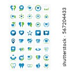 dental care icon | Shutterstock .eps vector #567204433