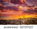view of the medina and the... | Shutterstock . vector #567257227