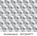 seamless geometric pattern....   Shutterstock .eps vector #567264577