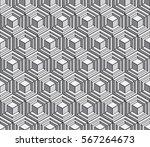 seamless geometric pattern....   Shutterstock .eps vector #567264673