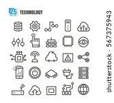 icon technology vector   Shutterstock .eps vector #567375943