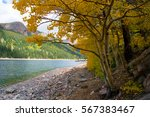 nature of the jefferson lake... | Shutterstock . vector #567383467