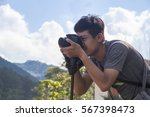 photographer is taking a... | Shutterstock . vector #567398473