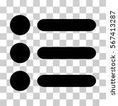 items vector icon. illustration ...