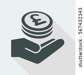 financial services   minimal...   Shutterstock .eps vector #567432343