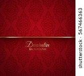 elegant background with... | Shutterstock .eps vector #567466363