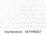 light blue vector geometric... | Shutterstock .eps vector #567498367