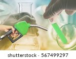 research bio diesel   Shutterstock . vector #567499297