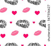 seamless colorful pattern with...   Shutterstock .eps vector #567556627