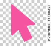 mouse pointer vector pictograph....