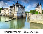 Amazing Chenonceau Royal Castl...
