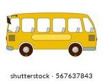 school bus | Shutterstock . vector #567637843