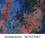 colorful art grunge background. ... | Shutterstock . vector #567672067
