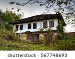 Abandoned Vintage Village Hous...