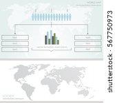 detail infographic vector... | Shutterstock .eps vector #567750973