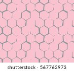 abstract pattern of unequal... | Shutterstock .eps vector #567762973