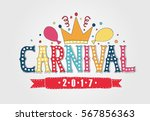 hand drawn carnival lettering