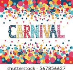 Hand Drawn Carnival Lettering...