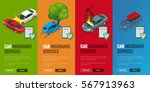 car insurance services. ... | Shutterstock .eps vector #567913963