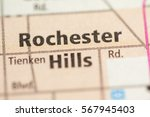Rochester Hills. Michigan. Usa