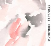 hand painted background.... | Shutterstock . vector #567970693
