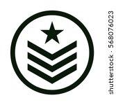 military emblem icon image