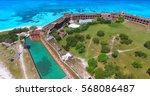 dry tortugas national park ... | Shutterstock . vector #568086487
