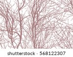 tree branches seamless... | Shutterstock .eps vector #568122307