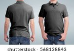 shirt design and people concept ... | Shutterstock . vector #568138843